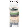 Emerson Lane Washi Tape Rolls 8/Pkg
