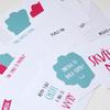 Skvělej den PL kartičky 3x4 (Design A)