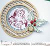 Candy Cane Lane Ornament - RÁMEČEK