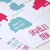 Skvělej den PL kartičky 3x4 (Design D)
