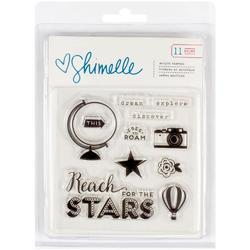 Starshine Acrylic Stamps 11 pkg