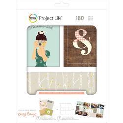 Front Porch Project Life Value Kit 180/Pkg - 1