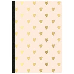 "Color Crush Composition Planner Notebook 9.75""X7.5"" Heart - 1"