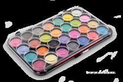Vodové barvy - 1