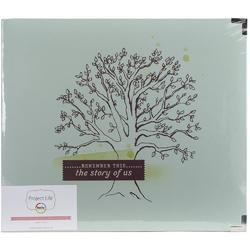 "5th & Frolic Tree Project Life D-Ring Album 12""x12"""