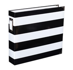 Black & White Stripe Album