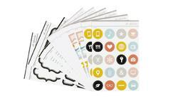 Ali Edwards Story Planner Bundle Stickers - 1