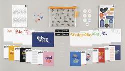 Ali Edwards Week In The Life™ 2020 Mini Kit - 1