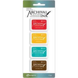 Archival  Wendy Vecchi Minil Ink Pads Kit #1