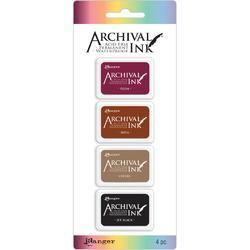 Archival  Wendy Vecchi Minil Ink Pads Kit #2