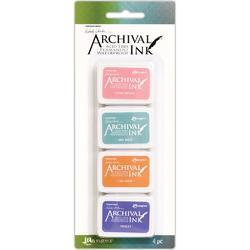 Archival  Wendy Vecchi Mini Ink Pads Kit #3