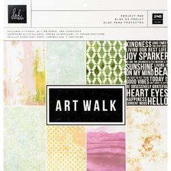 "Art Walk Project Pad 12""X12"" 580pcs - 1"