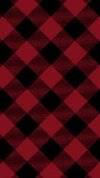 Traveler's Notebook Insert red/black lines - 1