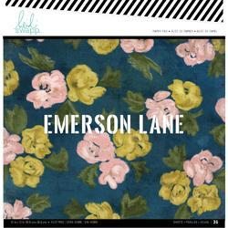 "Emerson Lane Single-Sided Paper Pad 12""X12"" - 1"