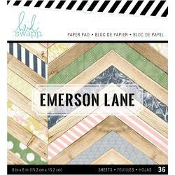 "Emerson Lane Single-Sided Paper Pad 6""X6"" 36/Pkg - 1"