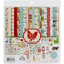 """Farm To Table Collection Kit 12""""X12"""" - 1"""
