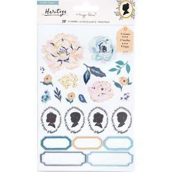 Heritage Sticker Book 297/Pkg - 1