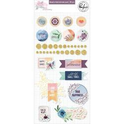 Just A Little Lovely Mixed Embellishment Pack 39/Pkg