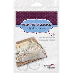Keepsake Envelopes 10/Pkg - 1