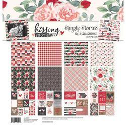 "Kissing Booth Collection Kit 12""X12"""