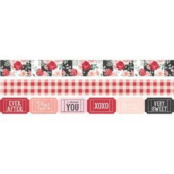 Kissing Booth Washi Tape 3/Pkg