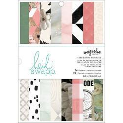 "Magnolia Jane Single-Sided Paper Pad 6""X8"" 24/Pkg"