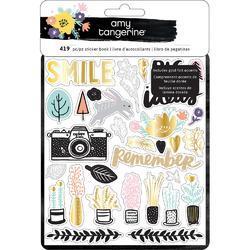 Shine On Sticker Book 419/Pkg - 1