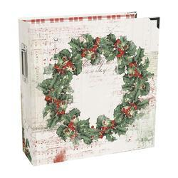 """Simple Stories Sn@p! Binder 6""""X8"""" Country Christmas - 1"""