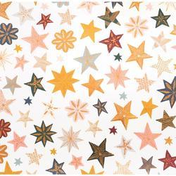 """Snowflake Double-Sided Foiled Cardstock 12""""X12"""""""