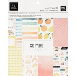 "Storyline Chapters Journaler Project Pad 7.5""X9.5"" 122pcs - 1"