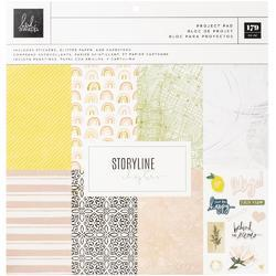 "Storyline Chapters Project Pad Set 12""X12"" 179pcs - 1"