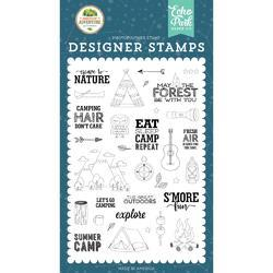 Summer Adventure Escape To Nature Stamps
