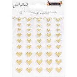 The Avenue Puffy Stickers 45/Pkg