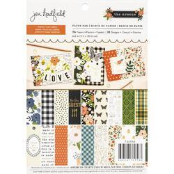 """The Avenue Single-Sided Paper Pad 6""""X8"""" 36/Pkg - 1"""