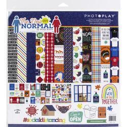 """The New Normal Collection Pack 12""""X12"""" - 1"""