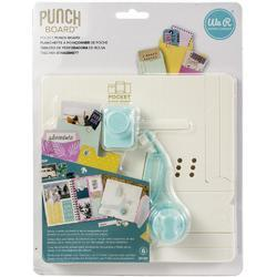 We R Journal Pocket Punch Board - 1