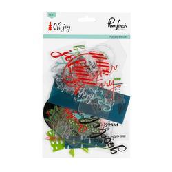 Oh Joy Acetate Die-Cuts 33/Pkg - 1