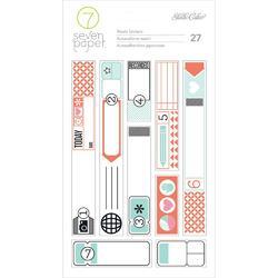 """Amelia Labels Washi Stickers 4""""x6"""""""