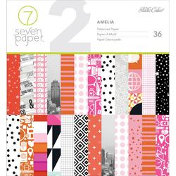 Amelia Paper Pad 6x6  36 pkg