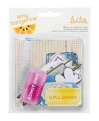 Sketchbook - Bits Die Cut Shapes - Amy Tan - 1