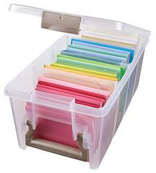 ArtBin - Super SEMI Satchel Box - 1