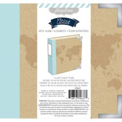 "Atlas Instagram Chipboard Album 4""x4"""