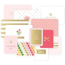 Baby Girl Project Life Specialty Foil Card Pack 12 pkg