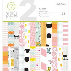 Baxter Paper Pad 6x6  36 pkg