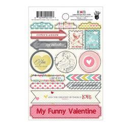 """BeLoved Label Stickers 4""""x6"""""""
