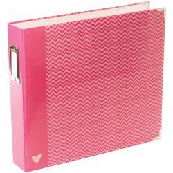 Blush Designer Album - růžové