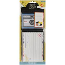 Boys Rule Journaling Cards 20/Pkg - 1
