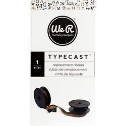 Typecast Typewriter Ribbon hnědá/černá