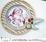Candy Cane Lane Ornament - RÁMEČEK - 1/4