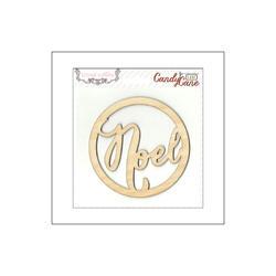 Candy Cane Lane Ornament - NOEL - 1
